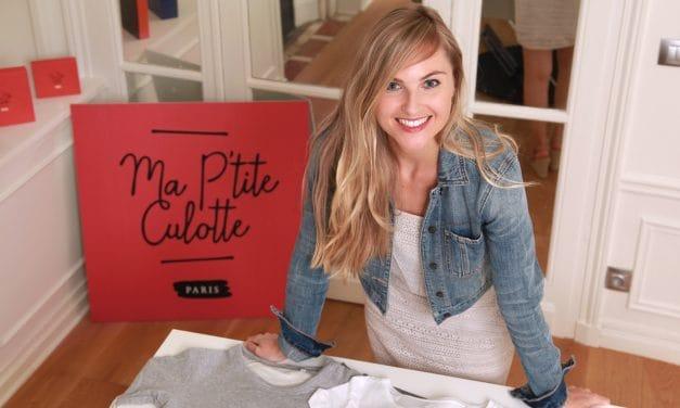"""4. Charline Goutal (Ma P'tite Culotte)   """"Je ne suis pas Parfaite, je suis Entrepreneure et Culottée"""""""