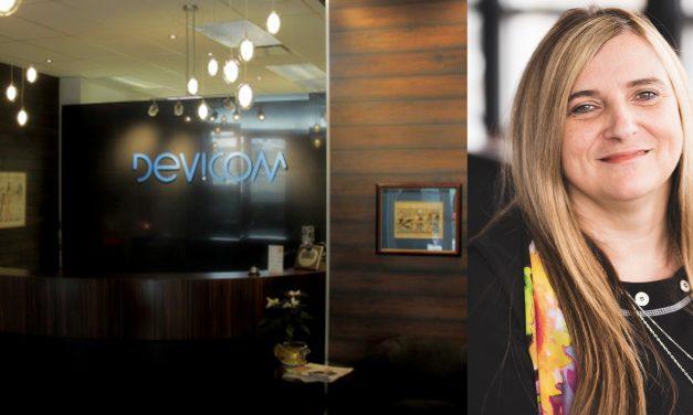 9. France Lavoie (Devicom Inc.)   Du premier cybercafé au Québec, aux services pour les grandes entreprises