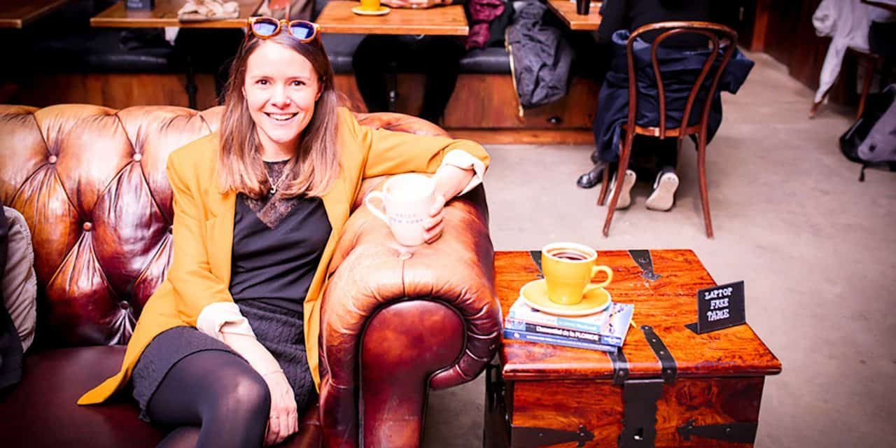 49. Elise Goujon (New York Offroad)   Entreprendre «off road» de New York à Miami